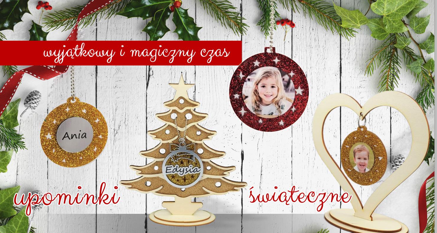 Prezenty i upominki na Święta Bożego Narodzenia