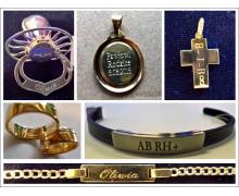 Grawerowanie biżuterii, grawer biżuterii