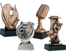 Statuetki artystyczne
