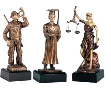 Statuetki tematyczne