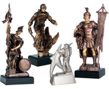 Statuetki strażackie