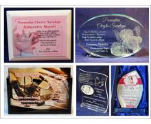 Pamiątka chrztu, prezenty na chrzciny